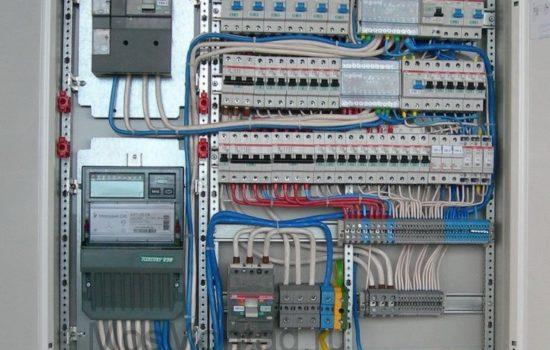 подключение автоматов в электрощите