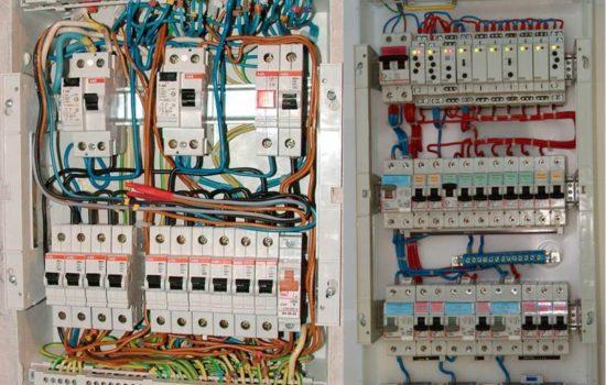 наборка электрического щита