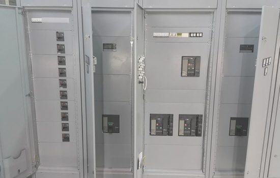 электрощит для наборки комплектующих