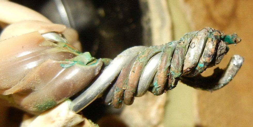 вкрутка медного и алюминиевого провода