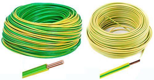 цвет провода нуля
