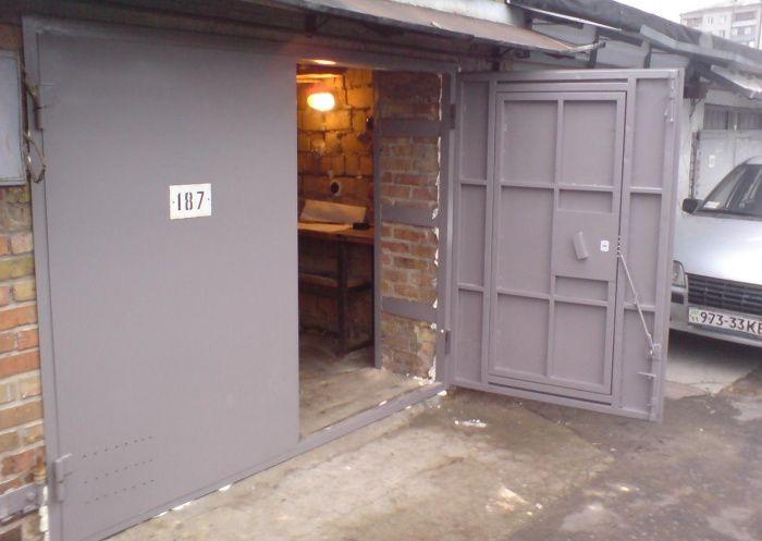 Заземление гаража