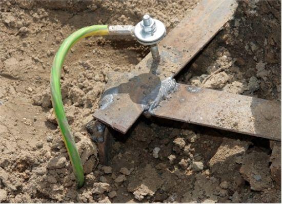 подключение заземляющего провода