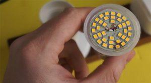 светодиоды на плате
