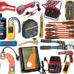 Инструменты электрика: измерительный, электрический, ручной