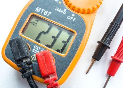 Инструмент электрика