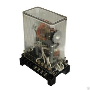 устройство реле тока