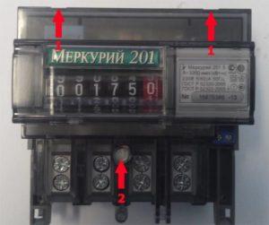 электросчеттчик счетчик Меркурий 201