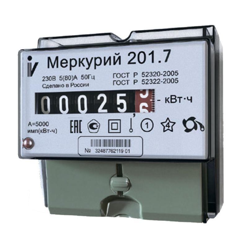 Меркурий 201