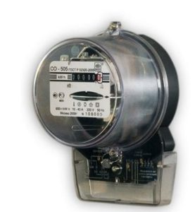 устройство счетчика СО-55