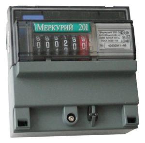 электросчетчик Меркурий