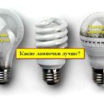 Что нужно знать при выборе лампочек для дома. ТОП лучших лампочек