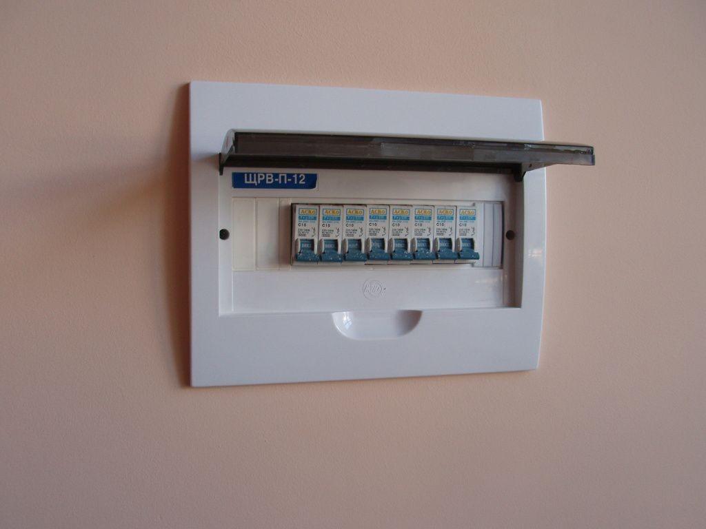 Отдельный автомат для плиты