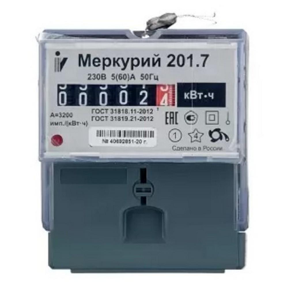 INCOTEX Меркурий 201.7 (какой счетчик лучше)