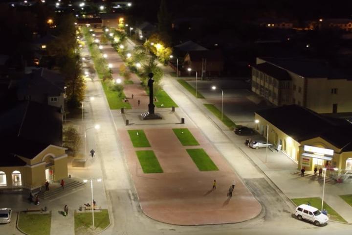 Уличное освещение без проблем