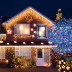 Как заставить свой дом сиять в новогоднюю ночь