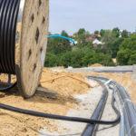 Силовой кабель АСБл 3х150 — область применения