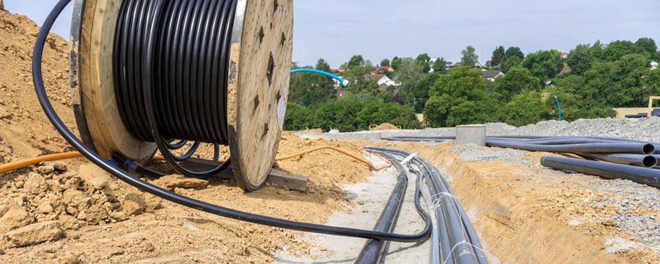 Силовой кабель АСБл 3х150 - область применения