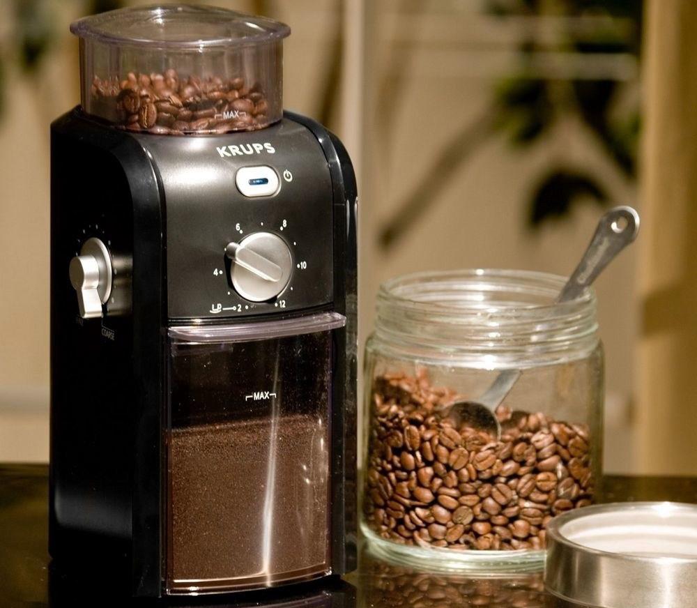 Выбор кофемолки - преимущества жерновых моделей